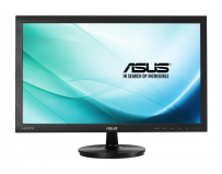 "Monitor, 23.6"", ASUS VS247HR, FHD, 23.6"", TN, 16:9, WLED, 2 ms, 250 cd/m2, 1000:1, HDMI, VGA, DVI, VESA,"