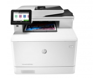 Multifunctional laser color HP M479FNW, Dimensiune A4, (Printare, Copiere, Scanare, fax), Viteza 27