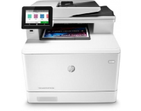 Multifunctional laser color HP M479FDN, Dimensiune A4, (Printare, Copiere, Scanare, fax), Viteza 27
