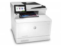 Multifunctional laser color HP M479FDW, Dimensiune A4, (Printare, Copiere, Scanare, fax), Viteza 27