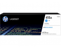 Toner HP 415A W2031A, cyan, 2.1k, HP Color LaserJet Pro M454dn, HP Color LaserJet Pro M454dw, HP Color