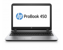 Laptop HP ProBook 450 G3, 15.6 inch LED FHD Anti-Glare (1920x1080), Intel Core i5-6200U (2.3GHz, up