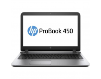Laptop HP ProBook 450 G3, 15.6 inch LED HD SVA Anti-Glare (1366x768), Intel Core i3-6100U, video integrata