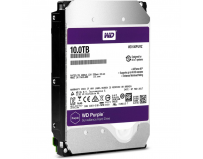 "HDD intern WD, 3.5"", 10TB, PURPLE, SATA3, IntelliPower (5400rpm), 256MB, Surveillance HDD"
