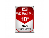 "HDD intern WD, 3.5"", 10TB, RED PRO, SATA3, 7200rpm, 256MB"
