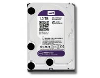 "HDD intern WD, 3.5"", 1TB, PURPLE, SATA3, IntelliPower (5400rpm),  64MB, Surveillance HDD"