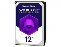 "HDD intern WD, Purple, 3.5"", 12TB, SATA3, 7200 RPM,  256MB, Surveillance HDD"