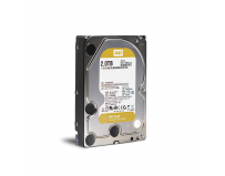 "HDD intern WD, 3.5"", 2TB, 7200rpm, Gold, SATA3, 128MB"