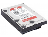 "HDD intern WD, 3.5"", 2TB, RED, SATA3, IntelliPower (5400rpm), 64MB, adv. format(AF), NASware"