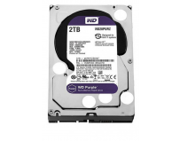 "HDD intern WD, 3.5"", 2TB, PURPLE, SATA3, IntelliPower (5400rpm), 64MB, Surveillance HDD"