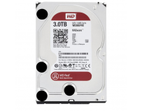 "HDD intern WD, 3.5"", 3TB, RED, SATA3, IntelliPower (5400rpm),  64MB, adv. format(AF), NASware"