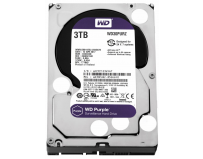 "HDD intern WD, 3.5"", 3TB, PURPLE, SATA3, 5400rpm, 64MB, Surveillance HDD"
