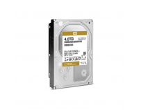 "HDD intern WD, 3.5"", 4TB, GOLD, SATA 6Gb/s, 7200rpm, 128 MB"