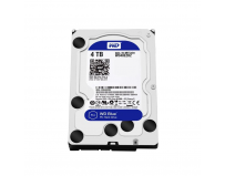 "HDD intern WD, 3.5"", 4TB, BLUE, SATA3, IntelliPower (5400rpm), 64MB, adv. format (AF)"