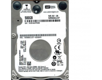 "HDD intern notebook WD 2.5"", 500GB, SATA3, 5400rpm, 16MB,"
