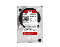 "HDD intern WD, 3.5"", 6TB, RED PRO, SATA3, 7200rpm, 128MB, NASware 3.0"