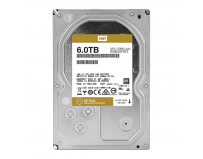 "HDD intern WD, 3.5"", 6TB, Gold, SATA3, 7200rpm, 128MB"