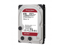 "HDD Intern WD, Red NAS Hard Drive, 3.5"", 6TB, SATA, 6GB/s, 5400RPM, 256MB"