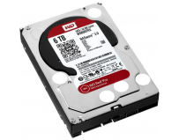 "HDD intern WD, 3.5"", 6TB, RED, SATA3, IntelliPower (5400rpm), 64MB, adv. format(AF), NASware"