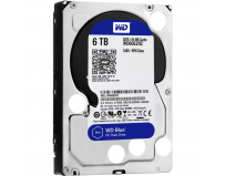 "HDD intern WD, 3.5"", 6TB, BLUE, SATA3, 5400rpm, 64MB"