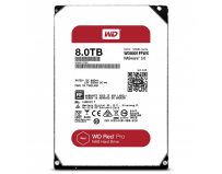 Hdd intern WD, Red Pro NAS Storage, 8Tb, SATA 6Gb/s, 7200Rpm, 128mb