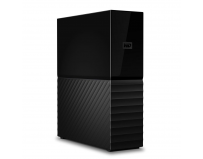 "HDD extern WD, 3Tb, My Book, 3.5"", USB 3.0, WD Backup software and Time , quick install guide, negru"