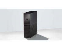"HDD extern WD, 6Tb, My Book, 3.5"", USB 3.0, WD Backup software and Time , quick install guide, negru"