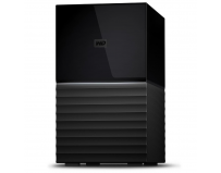 "HDD extern WD, 6TB, My Book Duo, 2,5"" USB 3.0, negru"