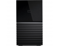 "HDD extern WD, My Book Duo, 28TB, 3.5"", USB 3.1, compatibil cu Windows, Negru"