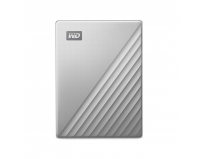 "HDD Extern WD, My Passport Ultra, 4TB, 2.5"", USB 3.0, Argintiu"