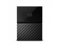 HDD Extern WD, 2TB, My Passport, 2,5 USB 3.0, Negru