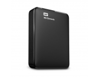 "HDD extern WD, 2TB, Elements Portable, 2.5"", USB3.0, negru"
