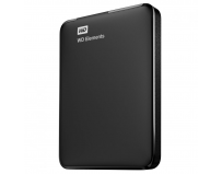 "HDD extern WD, 1TB, Elements Portable, 2.5"", USB3.0, negru"