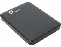 "HDD extern WD, 500GB, Elements Portable, 2.5"", USB3.0, negru"