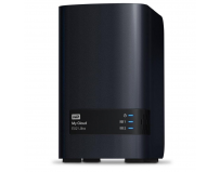 "NAS WD, MY CLOUD EX2 Ultra, 2 Bay 3.5"", 6TB, Wd Red NAS drives, Gigabit Ethernet, USB 3.0 x2, RAID 0,"