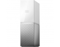 NAS WD, 1 Bay, 6TB, My Cloud Home, Gigabit Ethernet, USB 3.0 expansion port (x2), Dual-drive storage,