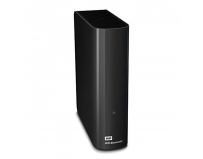 "HDD extern WD, Elements, 8TB, 3.5"", USB 3.0, Negru"