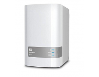 NAS WD, Mirror Personal Cloud Storage, 2 Bay, 6TB, Gigabit Ethernet, USB 3.0 expansion port (x2), Dual-drive