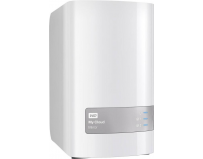 NAS WD, Mirror Personal Cloud Storage G2, 2 Bay, 16TB, Gigabit Ethernet, USB 3.0 expansion port (x2),