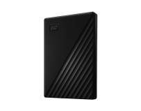 "HDD extern WD, My Passport, 1TB, 2.5"", USB 3.2, compatibil cu Windows, Negru"