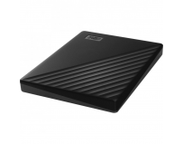 "HDD extern WD, My Passport, 2TB, 2.5"", USB 3.2, compatibil cu Windows, Negru"
