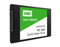 "SSD WD, 120GB, Green, 2.5"" SATA 3 6GB/s, 7mm"