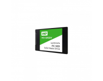 "SSD WD, 240GB, Green, SATA 3.0, 7mm, 2.5"", rata transfer r/w 540mbs/465mbs"