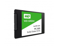 SSD WD, 240GB, Green, SATA3, 6 Gb/s, 7mm, 2.5""
