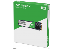 SSD WD, 240GB, Green, SATA3, 6 Gb/s, M.2 2280