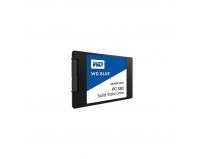 "SSD WD, 250GB, Blue, SATA 3.0, 7mm, 2.5"", rata transfer r/w 545mbs/525mbs"