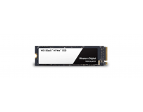 SSD WD, 250GB, Black, M.2 2280 PCI Express, R/W speed 3000/1600MB/s