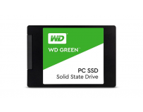 SSD WD, 480GB, Green, SATA3, 6 Gb/s, 7mm, 2.5""