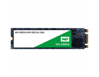SSD WD, 480GB,  Green, SATA3, 6 Gb/s, M.2 2280