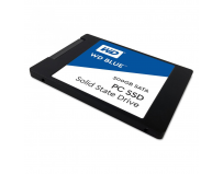 "SSD WD, 500GB, Blue, SATA 3.0, 7mm, 2.5"", rata transfer r/w 545mbs/525mbs"